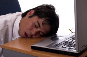 Sleepy Shiftworker
