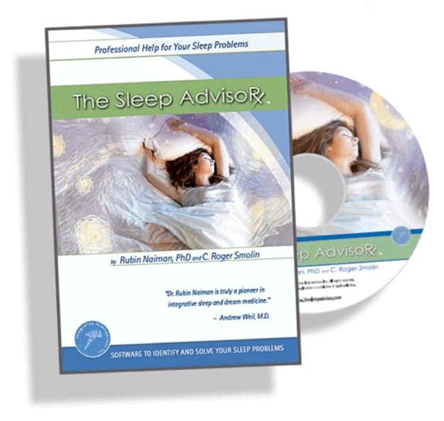 Sleep Advisor Software